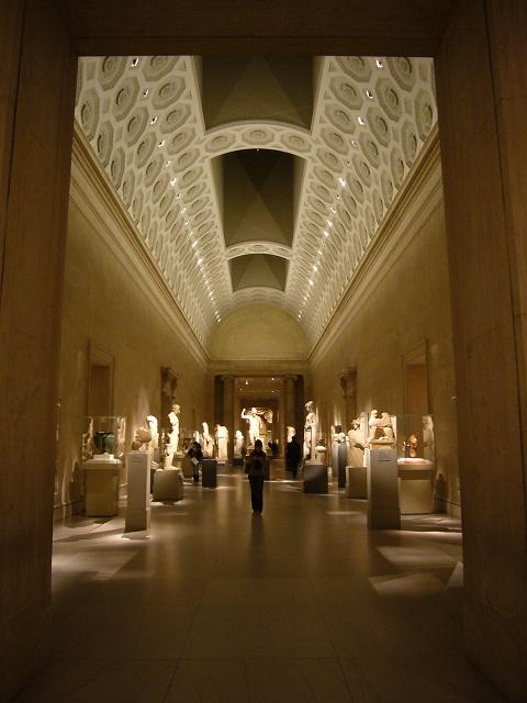 ニューヨーク メトロポリタン美術館 lightonic inc