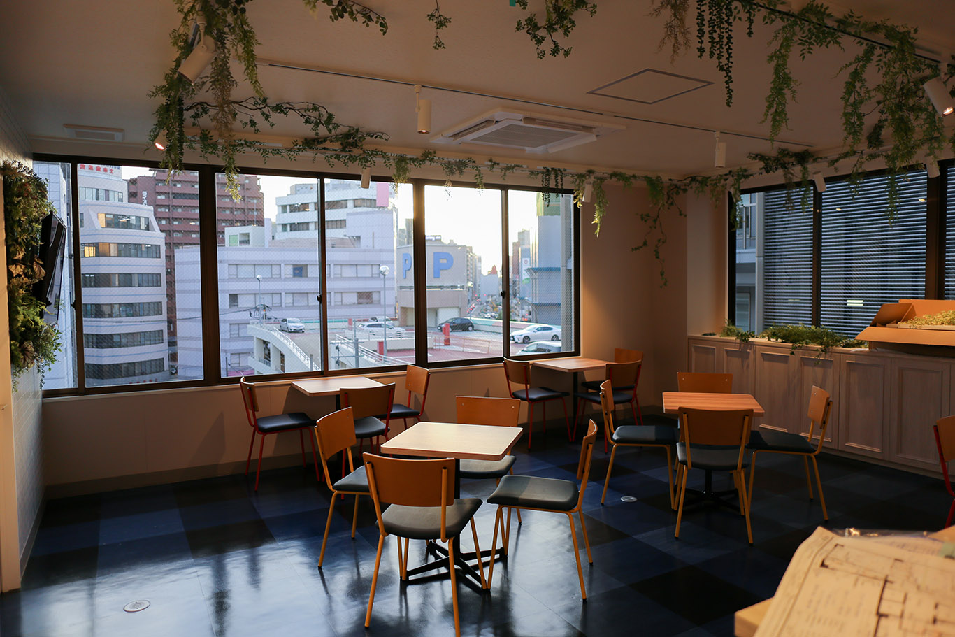 博多区エステサロン 照明計画|福岡の照明設計事務所 ライトニック